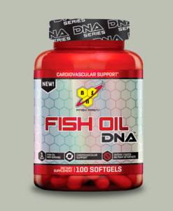 FISH OIL DNA 100 capsule di BSN su integratorisportebenessere.it