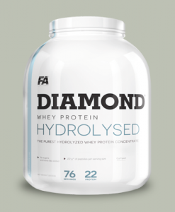 DIAMOND HYDROLISED WHEY PROTEIN 2,27 KG di Fitness Authority su integratorisportebenessere.it