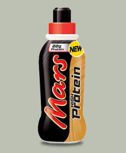Mars High Protein Drink 376 ml di MARS su integratorisportebenessere.it