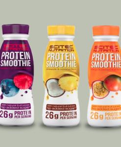 Protein Smoothie 330 ML di Scitec Nutrition su integratorisportebenessere.it