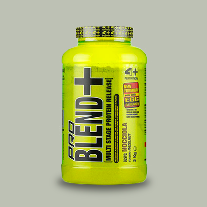 Pro Blend+ 2 kg di 4+ Nutrition su integratorisportebenessere.it