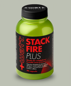 STACK FIRE PLUS 90 capsule di +Watt su integratorisportebenessere.it