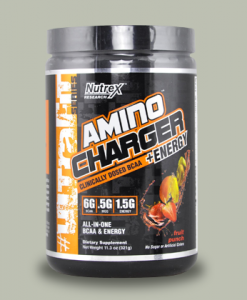 Amino Charger+ Energy 321 grammi di nutrex research su integratorispoertebenessere.it