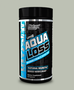 LIPO-6 AQUA LOSS 80 capsule di Nutrex Research su integratorisportebenessere.it