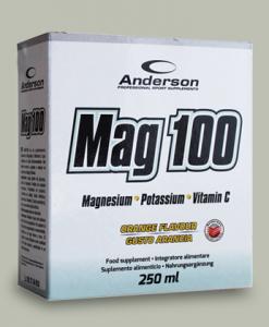 mag 100 10x25 ml di anderson research su integratorispoertebenessere.it