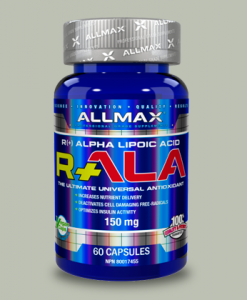 R-ALA 60 capsule di All Max Nutrition su integratorisportebenessere.it