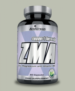 ZMA 60 capsule di Anderson Research su integratorisportebenessere.it
