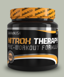 NITROX THERAPY 340 grammi di BioTech USA su integratorisportebenessere.it