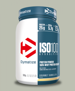 ISO-100 HYDROLIZED 900 grammi di Dymatize su integratorisportebenessere.it