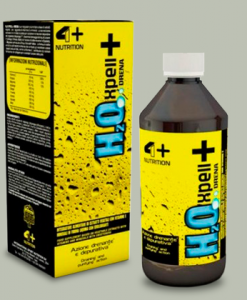 H2o Xpell+ Dren 500 ml di 4+ Nutrition su integratorisportebenessere.it