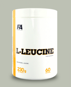 L-Leucine 230 grammi di Fitness Authority su integratorisportebenessere.it